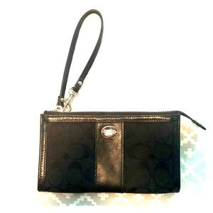 Coach Wristlet (Never Used)